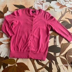 {Talbots} Prima Cotton Cardigan